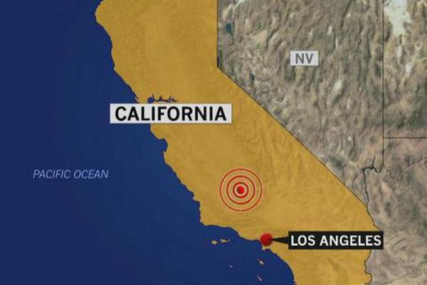 缩略图 | 加拿大BC省发生6.2 级地震,美国南加州发生6.4级地震!