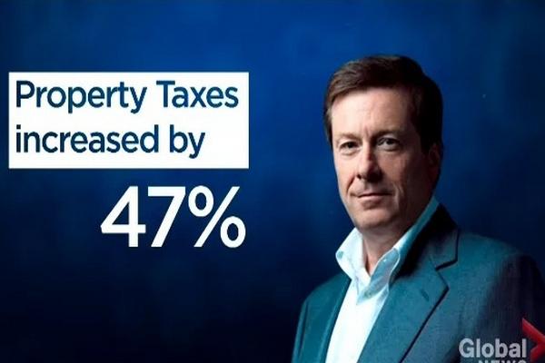 缩略图 | 加拿大纳税人负债过万亿,加地税47%还是大量削减服务?