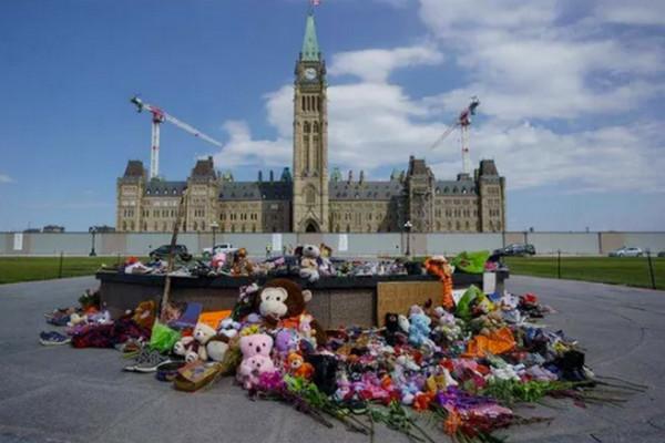 缩略图 | 特鲁多宣布9月30日为联邦法定假日:纪念加拿大这段惨痛历史