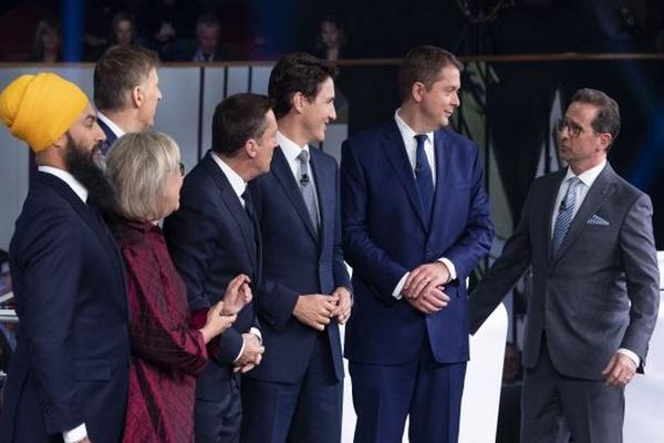 缩略图 | 加拿大联邦三大政党都没钱了:齐齐申请薪酬支出补贴