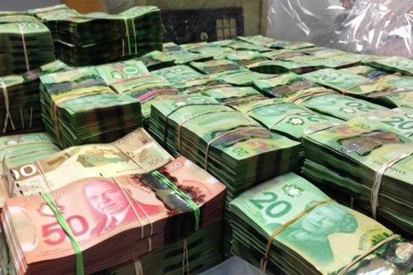缩略图 | 洗钱严重:温哥华华裔百万财产被充公!