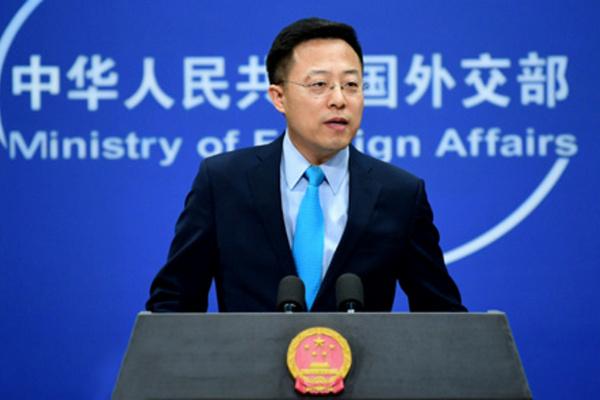 缩略图   中方对美驻华使领馆人员活动采取对等限制,包括美驻香港总领馆