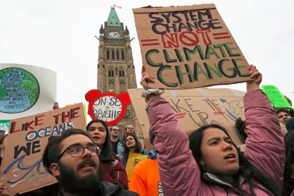 缩略图 | 堵堵堵??!今天(周五)渥太华downtown 预计上千人游行,去市中心的朋友注意啦!