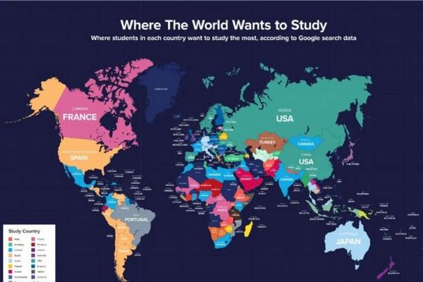 缩略图 | 加拿大成全世界留学最理想目的地!