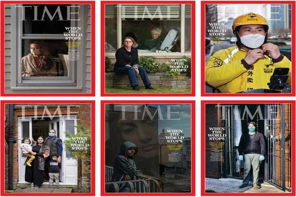 缩略图 | 这个春天,中国外卖小哥登上了《时代》封面!