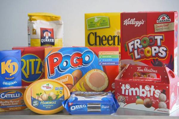缩略图   惊!加拿大三分之一食品含有致癌物草甘膦残余!