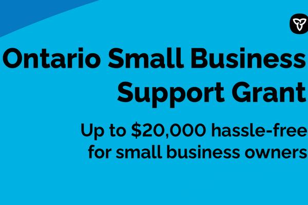 缩略图 | 安省小企业支持补助金:小商家补助最低$1万,最高$2万,不用还!