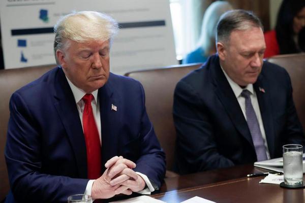 缩略图 | 美国务院开启权力移交程序!蓬佩奥证实:特朗普下了指示