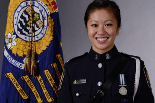 缩略图 | 温哥华31岁华人警花自杀身亡!家人曝光背后秘密
