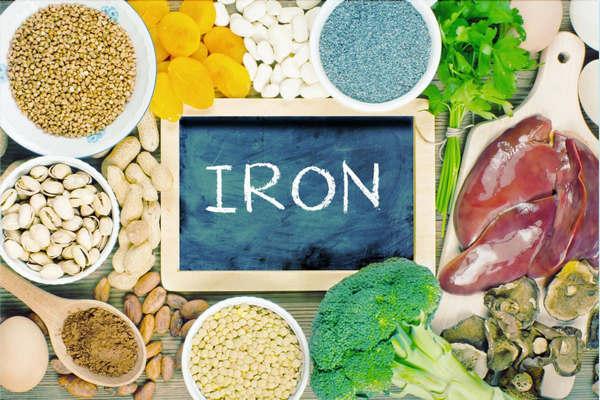 缩略图 | 【生活小常识】富含铁的饮食