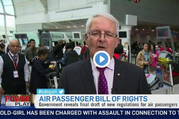 缩略图 | 加拿大新规:航空公司延误赔$1000 丢行李赔$2000