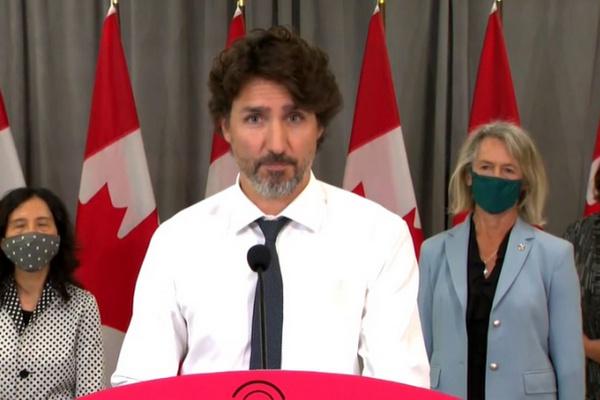 缩略图 | 没钱拿了,加拿大CERB要停了!特鲁多公布新的福利政策