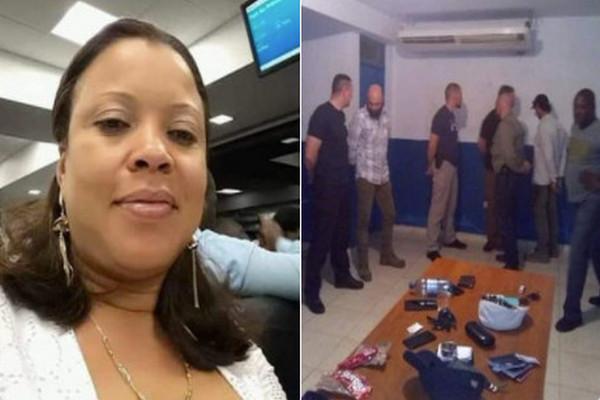 缩略图 | 海地官员:两名美国人因参与暗杀海地总统被捕