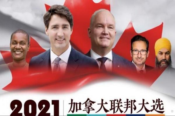 缩略图 | 大选临近,加拿大人最关注的议题是什么?