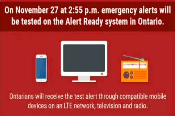 缩略图 | 特别重要:关乎人人安全!明天!加拿大所有手机、电视都将响起警报!