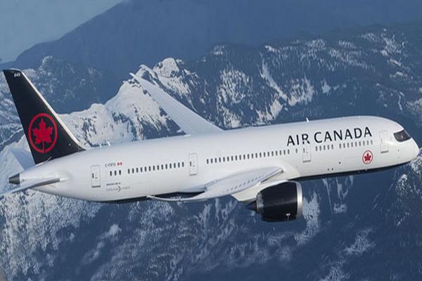 缩略图 | 加拿大航空宣布:暂停所有直飞中国的航班