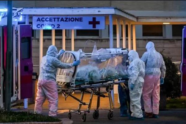缩略图 | 意大利单日新增6557例确诊病例,累计确诊破5万!