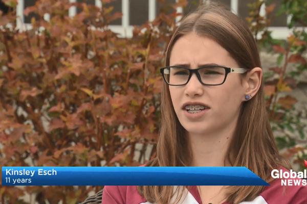 缩略图 | 家长注意!加拿大11岁女孩不够资格打疫苗,现被新冠后遗症折磨!