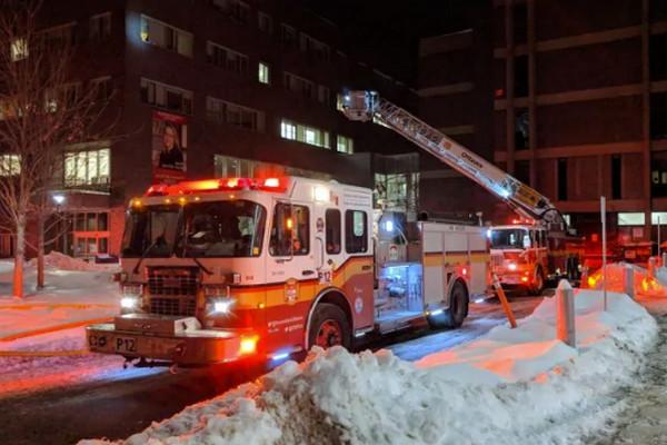 缩略图 | 卡尔顿大学化学系发生两次火灾警报 三座大楼被撤空