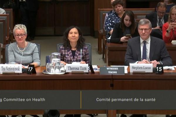 缩略图 | 加拿大公共卫生署负责人宣布辞职!