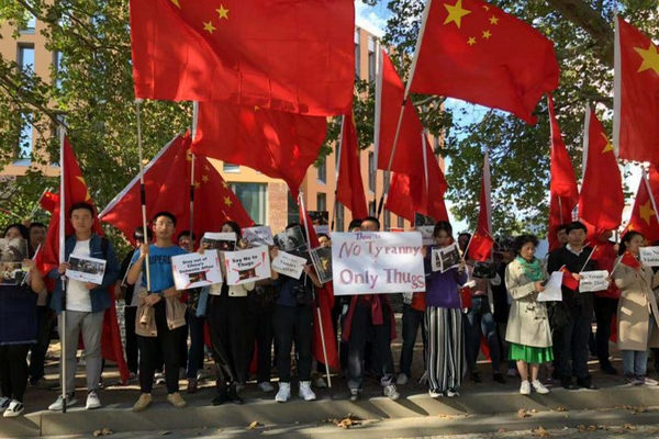 缩略图 | 加拿大大学剥夺中国学联学生会资格,中方愤怒谴责!