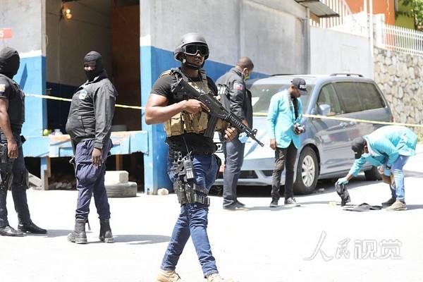 缩略图 | 海地总统遇刺疑云重重,幕后黑手到底是谁?