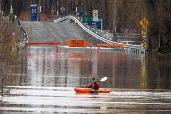 缩略图 | 渥太华市长请求军队援助,大家准备好食物,首都地区抗洪进入紧急状态!