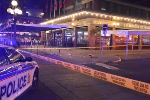 缩略图 | 渥太华 ByWard Market 发生恶性枪击案,1名男子重伤入院,生死未卜!