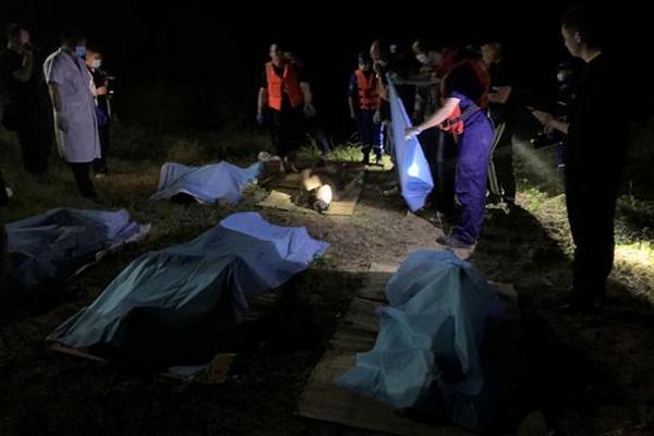 缩略图 | 河南信阳5名中学生不幸集体溺亡