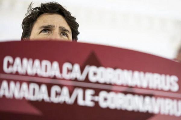 缩略图 | 加拿大总理宣布:将为所有中小企业提供比例为75%的薪资补贴
