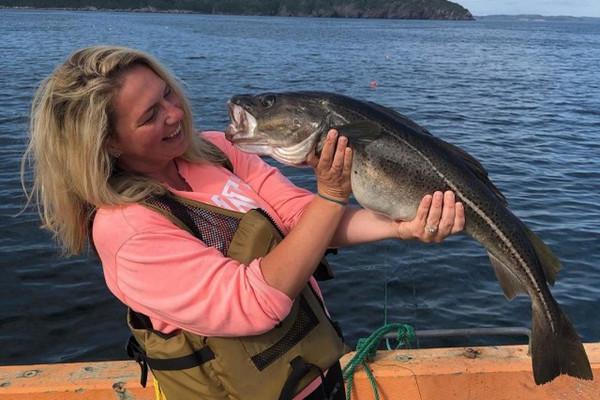 缩略图   加拿大人最喜欢吃的鳕鱼面临灭绝,吃货们可能再也吃不到鳕鱼了!