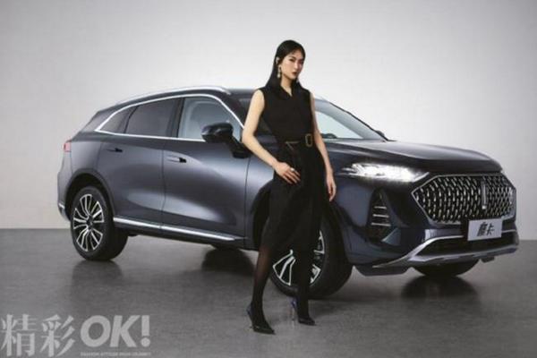 缩略图 | 出道仅一天,姚安娜代言中国国产汽车引热议!