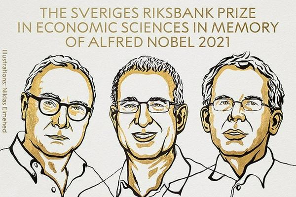 缩略图 | 2021年诺贝尔经济学奖揭晓:利用自然实验分析劳动力市场