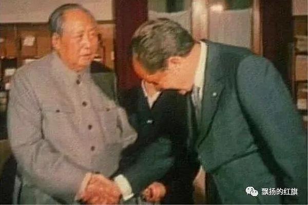缩略图   毛泽东逝世前做了什么,让中美关系稳定了四十年?