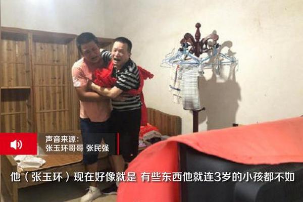 缩略图   张玉环27年后无罪释放 哥哥:他和外界脱节连3岁小孩都不如