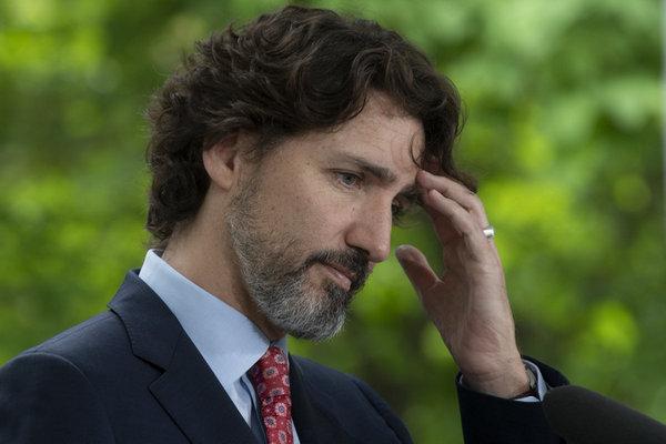 缩略图 | 加拿大19名前政要致信特鲁多:别怕美国,放了孟晚舟