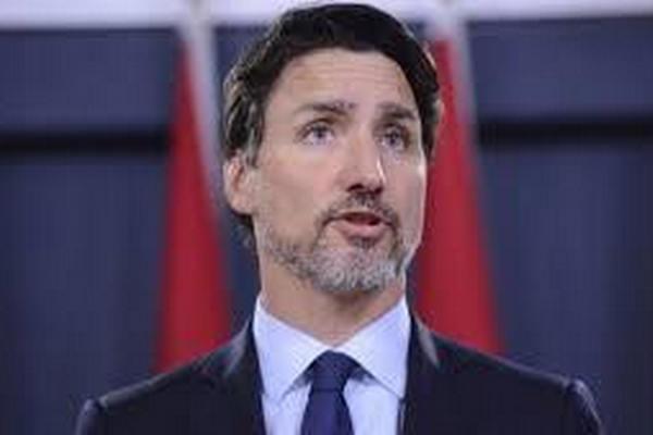 缩略图 | 加拿大总理宣布推出新的移动应用程序,帮助加拿大人获知接触 COVID-19 感染情况
