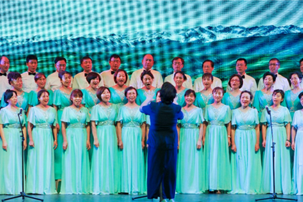 """缩略图   """"爱乐合唱团""""将于7月8日开始2018年第3季度排练"""