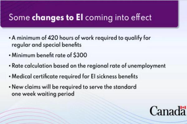 缩略图 | 没资格领取EI的人可以开始申请CRB了,每两周$600!