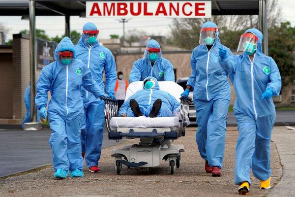 缩略图 | 美国确诊病例超4万例,单日死亡人数首次破100!