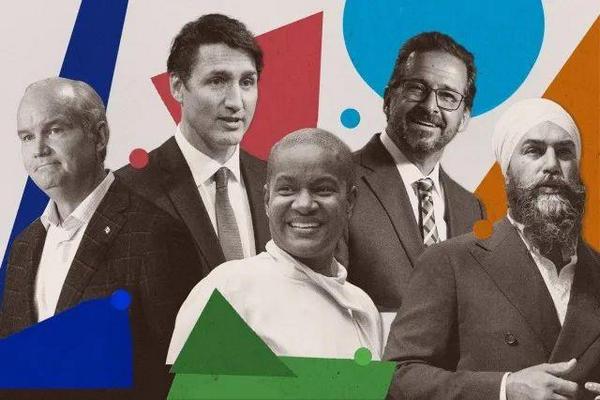 缩略图   加拿大联邦大选结果出炉,杜鲁多再次成功连任!
