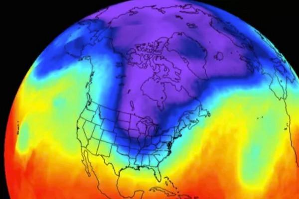 缩略图 | 极地涡旋可能来袭:届时极寒+超厚大雪,冷到全身麻木!