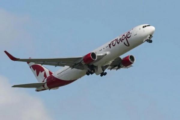 缩略图 | 加拿大飞机起飞后被迫吸氧返航,罪魁祸首竟然是榴莲!