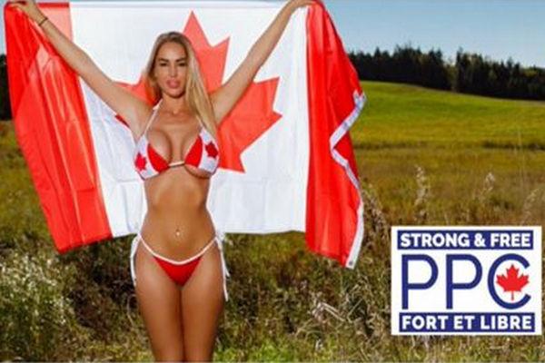 缩略图 | 加拿大联邦大选在即,这位女候选人的选举画风引热议!