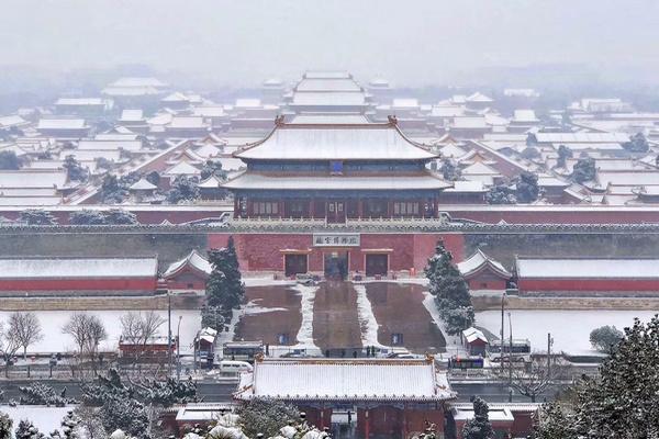 缩略图 | 雪后故宫:红装素裹,人间仙境