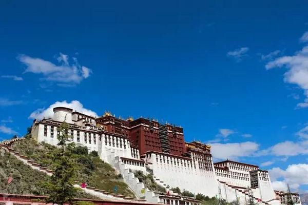 缩略图 | 过分了啊!未来半年的西藏美得超纲了 天堂也不过如此!