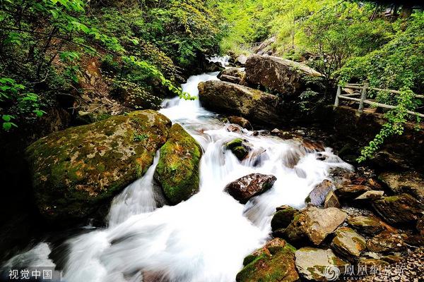 缩略图 | 盘点中国八大最美溪涧:看着就凉快!