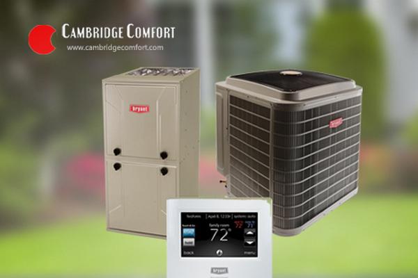 名片 | 剑桥冷暖 (Cambridge Comfort Inc.)